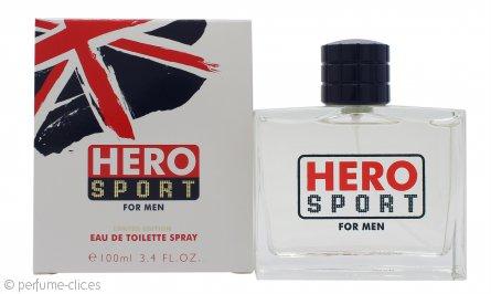 Mayfair Hero Sport Eau de Toilette 100ml Vaporizador - Edición Limitada