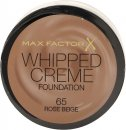 Max Factor Whipped Base Crema 18ml -  Rose Beige 65