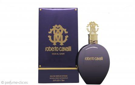 Roberto Cavalli Oud al Qasr Eau de Parfum Intense 75ml Vaporizador