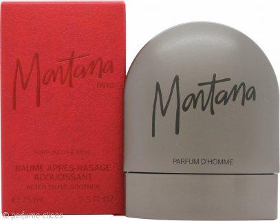 Montana Montana Parfum D'Homme Bálsamo Aftershave 75ml