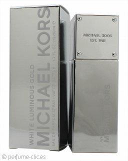 Michael Kors White Luminous Gold Eau de Parfum 50ml Vaporizador