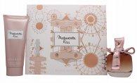 Nina Ricci Mademoiselle Ricci Set de Regalo 80ml EDP + 10ml EDP Rollerball