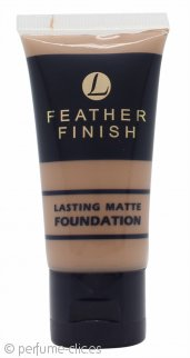 Lentheric Feather Finish Base Duradera Mate 30ml - Beige Miel 04