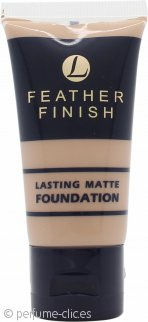 Lentheric Feather Finish Base Duradera Mate 30ml - Natural Beige 03