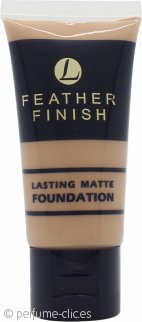 Lentheric Feather Finish Base Duradera Mate 30ml - Beige Suave 02
