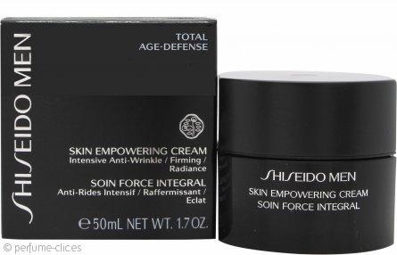Shiseido Men Crema Potenciadora Piel 50ml