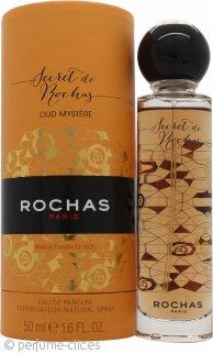 Rochas Secret de Rochas Oud Mystere Eau de Parfum 50ml Vaporizador