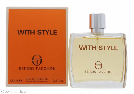 Sergio Tacchini With Style Eau de Toilette 100ml Vaporizador