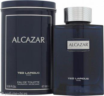 Ted Lapidus Alcazar Eau de Toilette 100ml Vaporizador