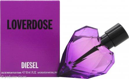 Diesel Loverdose Eau de Parfum 30ml Vaporizador