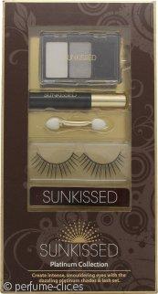 Sunkissed Lash Workshop 02 - Pestañas Postizas + Adhesivo para Pestañas + Lápiz de Ojos Black Kohl + Trío de Sombras Ojos