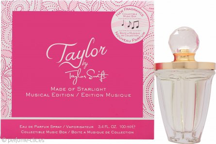 Taylor Swift Taylor Made of Starlight Eau de Parfum 100ml Vaporizador - Edición Musical