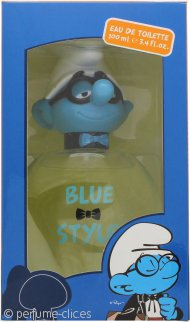 The Smurfs Blue Style Brainy Eau de Toilette 100ml Vaporizador