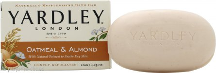 Yardley Oatmeal & Almond Jabón 120g