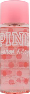 Victorias Secret Pink Warm & Cozy Rocío Corporal 250ml