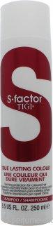 Tigi S-Factor True Champú Protección Extraordinaria Cabellos Teñidos 250ml