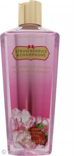 Victorias Secret Strawberries and Champagne Gel de Ducha 250ml