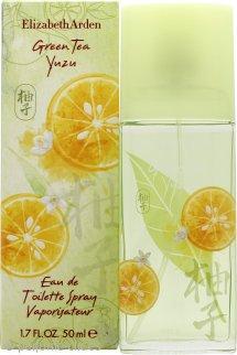 Elizabeth Arden Green Tea Yuzu Eau de Toilette 50ml Vaporizador