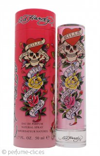 Ed Hardy Ed Hardy Love Kills Slowly Eau de Parfum 50ml Vaporizador