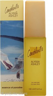 Alyssa Ashley Coco Vanilla Eau de Cologne 100ml Vaporizador