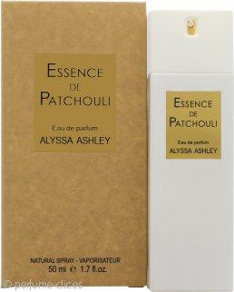 Alyssa Ashley Essence de Patchouli Eau de Parfum 50ml Vaporizador