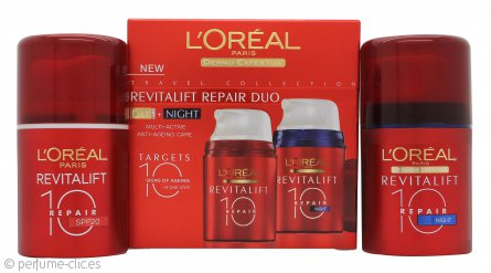 L'Oreal Revitalift Repair Set de Regalo 50ml Crema Día + 50ml Crema Noche