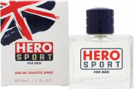 Mayfair Hero Sport Eau de Toilette 50ml Vaporizador - Edición Limitada