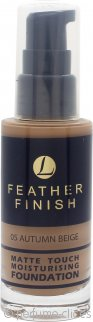 Lentheric Feather Finish Base Hidratante Toque Mate 30ml – Beige Otoño 05