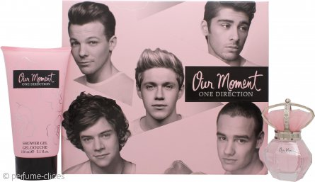 One Direction Our Moment Set de Regalo 30ml EDP + 150ml Gel de Ducha