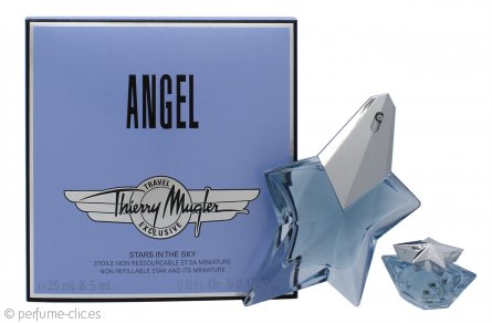Thierry Mugler Angel Set de Regalo 25ml EDP + 5ml Mini EDP