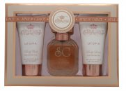 Style & Grace Utopia Set de Regalo Perfumado 50ml EDP + 70ml Gel Corporal + 70ml Loción Corporal