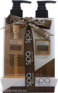 Style & Grace Spa Luxury Set de Cuidado de Manos 240ml Gel Manos + 240ml Loción Manos