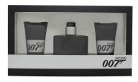James Bond 007 Set de Regalo 50ml EDT Vaporizador + 2 x 50ml Gel de Ducha