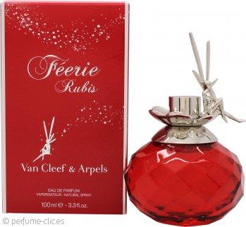 Van Cleef & Arpels Feerie Rubis Eau de Parfum 100ml Vaporizador