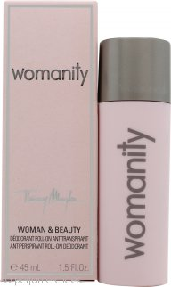 Thierry Mugler Womanity Desodorante Roll-On 45ml