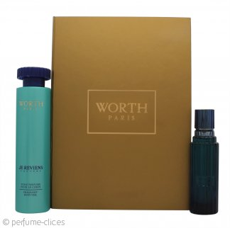 Worth Je Reviens Couture Set de Regalo 50ml EDP + 200ml Velo Corporal