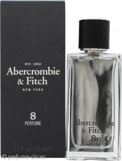 Abercrombie & Fitch 8 Perfume Eau de Parfum 50ml Vaporizador