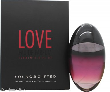 Young & Gifted Love Eau de Parfum 100ml Vaporizador