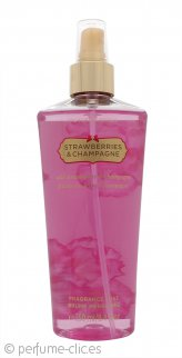 Victorias Secret Strawberries and Champagne Rocío Corporal 250ml