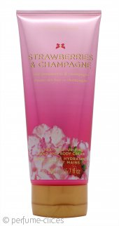 Victorias Secret Strawberries and Champagne Crema de Manos y Corporal 200ml