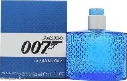 James Bond 007 Ocean Royale Eau de Toilette 50ml Vaporizador