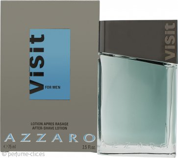 Azzaro Visit Loción Aftershave 75ml