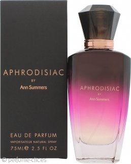 Ann Summers Aphrodisiac Eau de Parfum 75ml Vaporizador