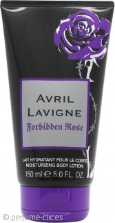 Avril Lavigne Forbidden Rose Loción Corporal 150ml