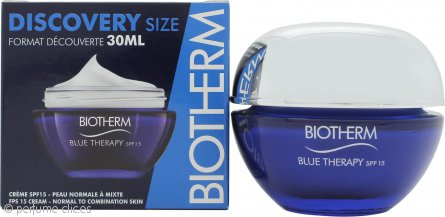 Biotherm Blue Therapy Crema de Día FPS15 30ml - Piel Normal