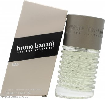 Bruno Banani Man Eau de Toilette 50ml Vaporizador