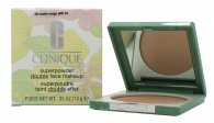 Clinique Superpowder Polvo Facial Doble 10g - Matte Beige