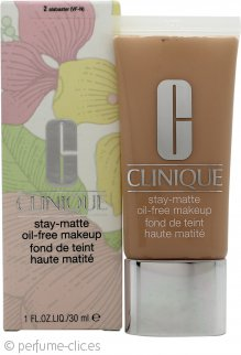 Clinique Stay-Matte Base Maquillante Sin Aceite 30ml - 20 Alabaster
