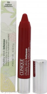Clinique Chubby Stick Intense Bálsamo Color Labios Hidratante 3g - Mightiest Maraschino
