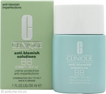 Clinique Anti-Blemish Solutions Crema BB SPF40 30ml - Medium Deep